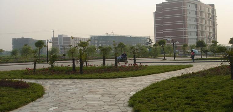 芜湖信息技术职业学院 校园风景