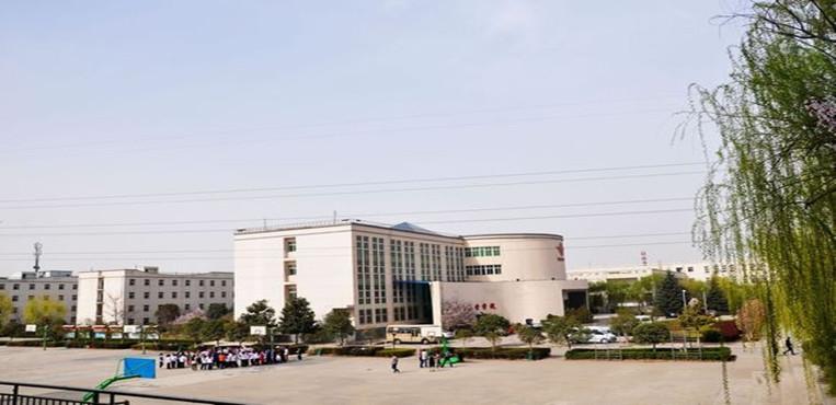 西安海棠职业学院 教学楼