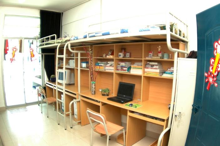 福州软件职业技术学院 宿舍