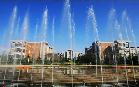 校园风光_郑州大学西亚斯国际学院招生网_优志愿