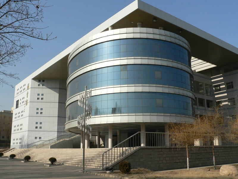 东北石油大学秦皇岛分校 图书馆