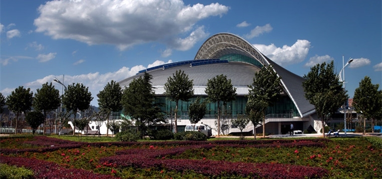 中国海洋大学 体育馆