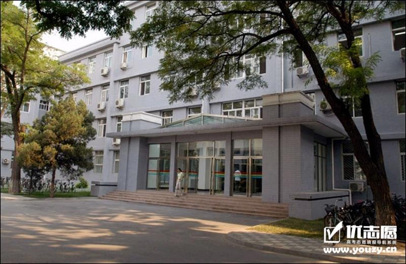 北京邮电大学 教学楼