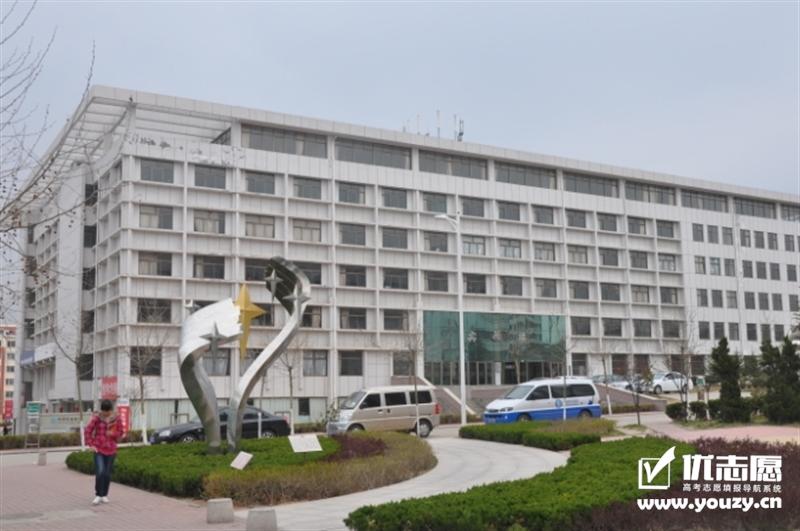 青岛恒星科技学院 实验楼