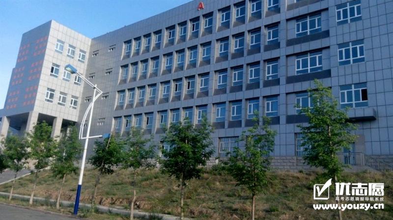 新疆工程学院 教学楼