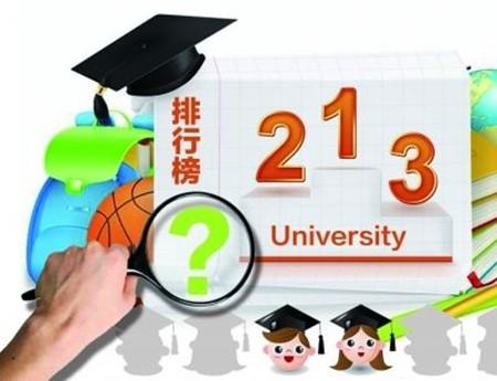 2016-2017年中国重点大学竞争力排行榜