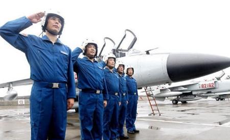 2017年空军招飞工作启动 初选时间11月10日截止