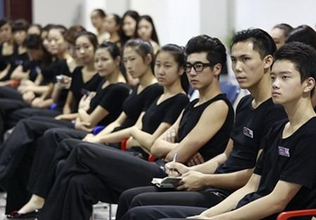 湖南省2017年普通高考艺术类专业统考成绩1分段统计表