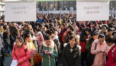 湖北省公布2017年普通高校招生非美术类统考合格控制分数线