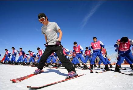 黑龙江2017年普通高校体育专业冰雪项目术科考试的通知