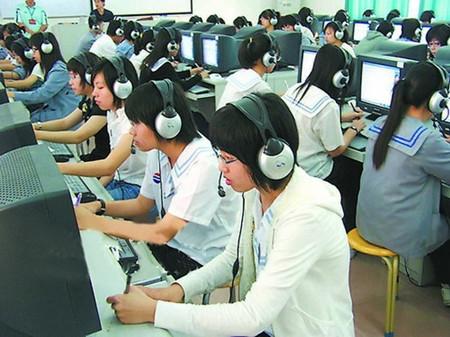 广西2017年普通高考小语种口试工作的通知