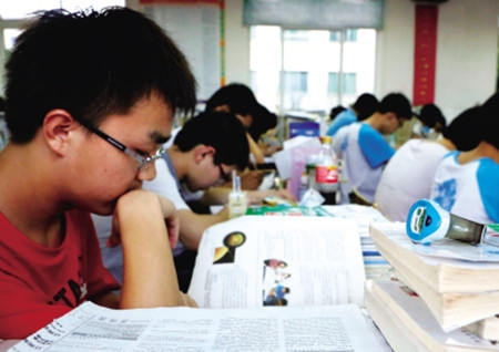 高考状元传授攻略:考前吃好睡好就是得分