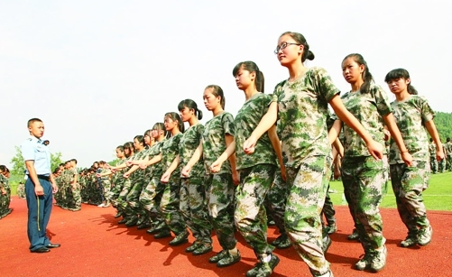 湖南2017年军队院校招收普通高中毕业生工作的通知