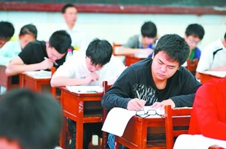 河南省2017年普通高校招生分数段统计表(理科)