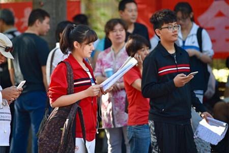 湖南高招共录取新生35.72万人