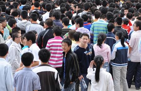 普通本科在校生达1613万 高等教育大众进程加快
