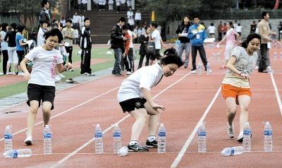 广西体育高考11月1日开始报名 考试共考5个科目
