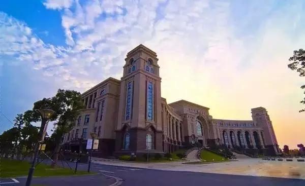 复旦大学李兆基图书馆
