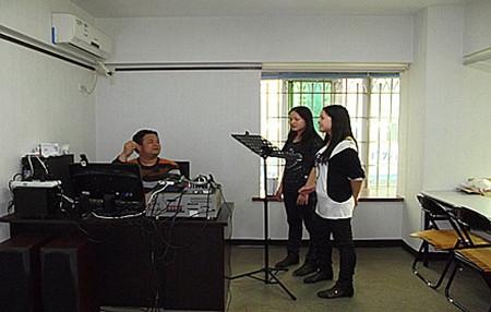 湖南高校招音乐类专业考试声乐考试规定曲目伴奏音频库公布