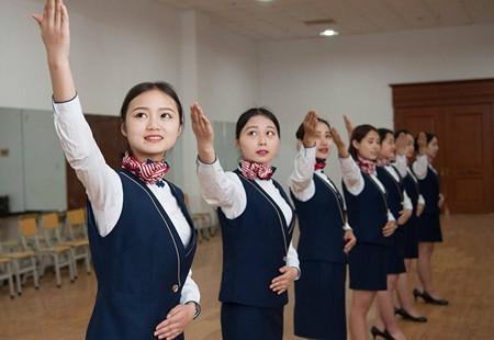 三亚航空旅游职业学院2018空中乘务专业招生面试简章