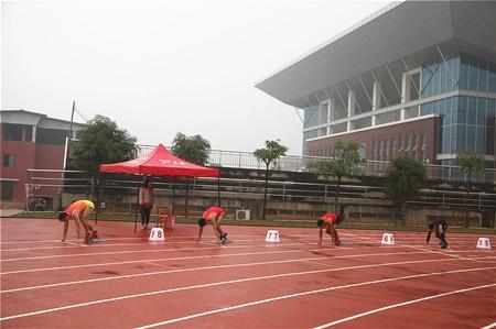 广西2018年体育高考顺利开考