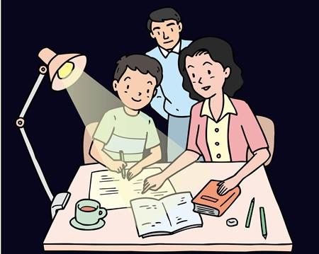 高考前家长该如何减压?