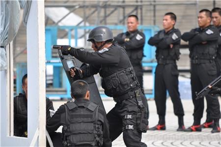 江苏:2018公安院校公安专业招生体能测评补充通知