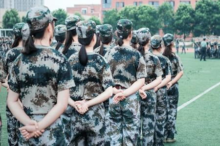 大学生军训是为了什么?