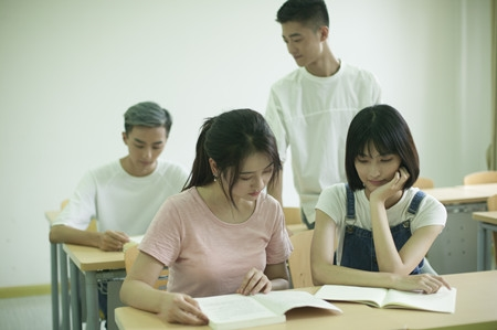 六招调节高考前情绪