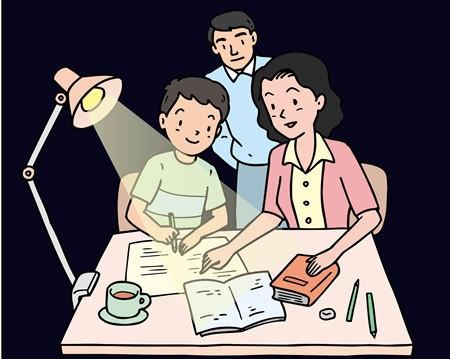 家长如何与高中生正确沟通?
