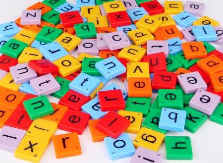 的36组英语单词