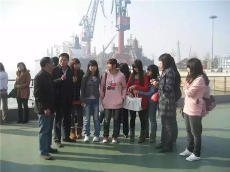 江海职业技术学院最详尽的专业